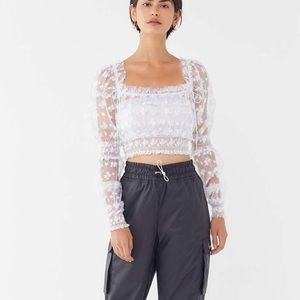 For love and lemons Constance Crop